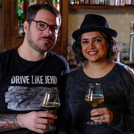 Anu & Chris Elford | Bartender Atlas